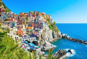 Kinh nghiệm du lịch Cinque Terre – thị trấn đẹp như truyện cổ tích của Ý