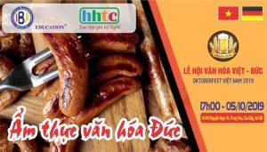 Sắp diễn ra Lễ hội văn hóa Việt – Đức: Oktoberfest Việt Nam 2019