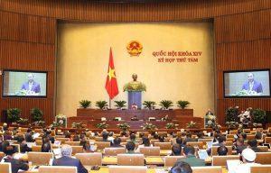 Quốc hội chất vấn Thủ tướng và bốn Bộ trưởng