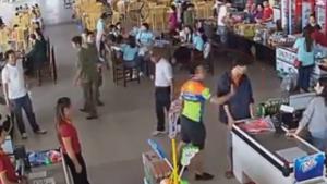 Làm rõ thông tin nghi cán bộ công an tát người bán hàng tại Thái Nguyên